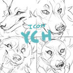 ICON YCH  losed 10$ each