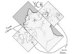 YCH (comic style) (canine) closed