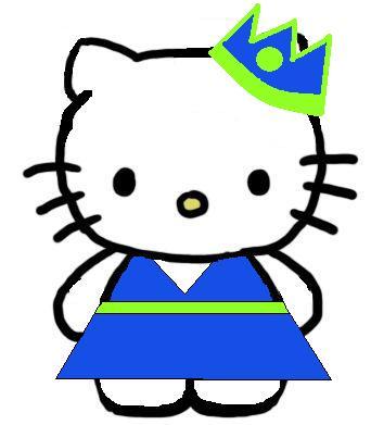 Hello kitty prom dress by HelloKitty1560 on DeviantArt