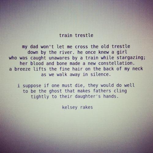 train trestle by estallidos