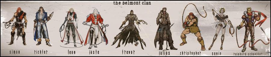 The Belmont Clan By DarksidernemesiS