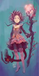 Mew Ichigo - Fantasy redesign by Pikabyunn