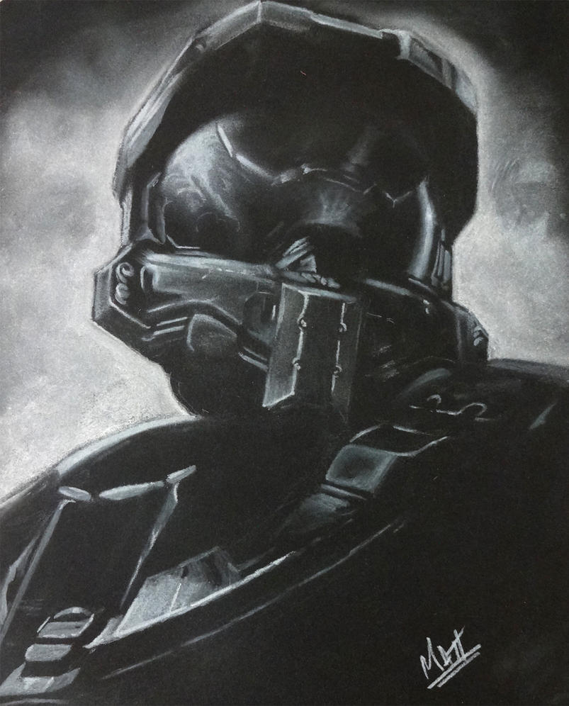 Masterchief Halo by Gimix1974