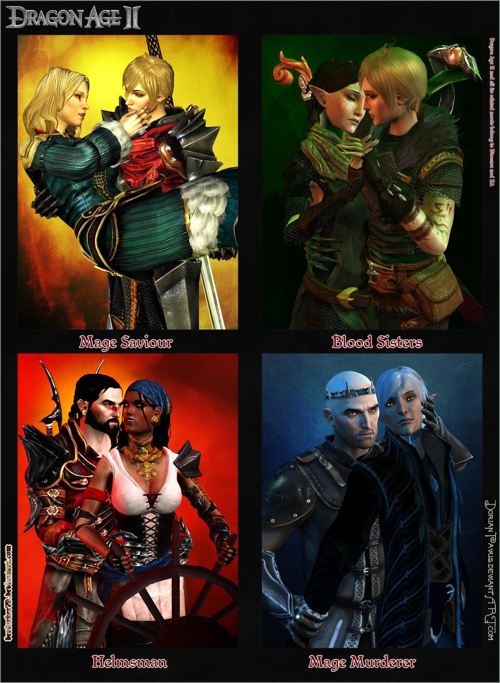 Dragon Age Ii Choose Your Destiny By Dorianpavus On