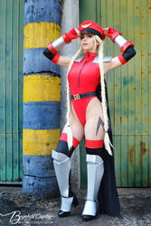 Cammy Bison Cosplay by Brynhild-Undomiel