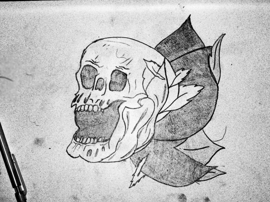 skull by ross699