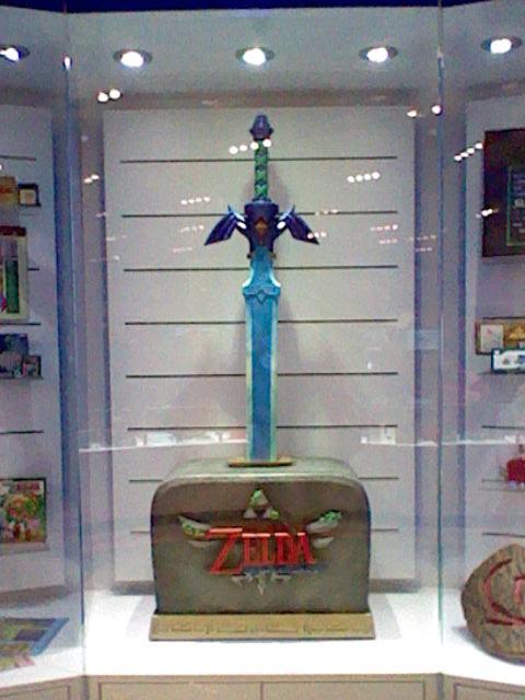 Master Sword-NWS Showcase by MachBiker