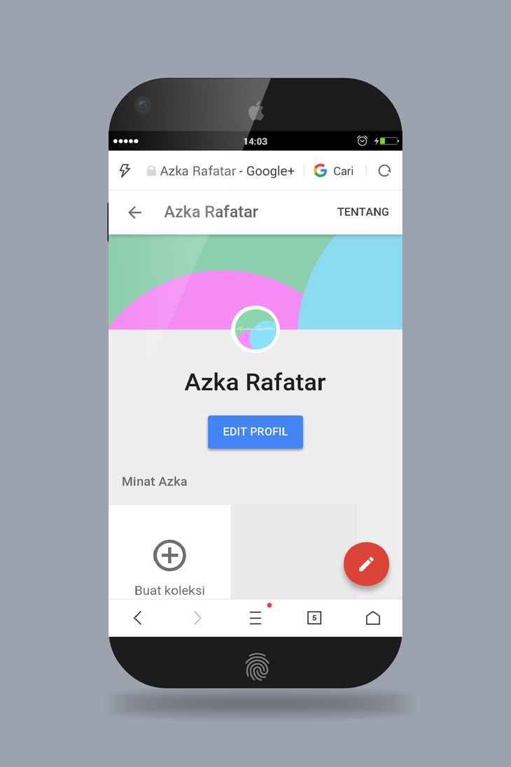 HiShoot Template Next Generation IPhone By Azkarafatar1