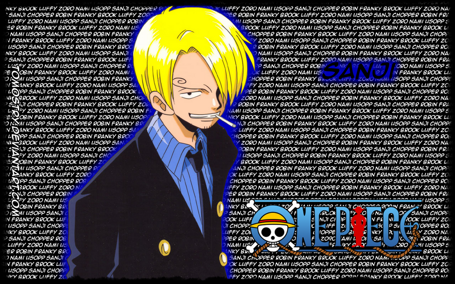 Sanji Straw Hat Pirate - OP by TomOstry on DeviantArt