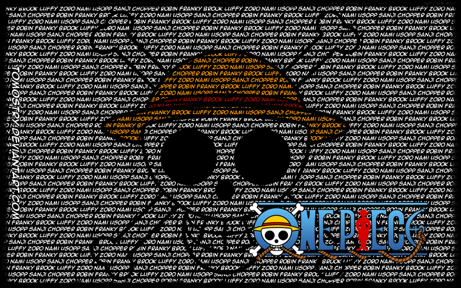 flag straw hat pirates op by tomostry on deviantart