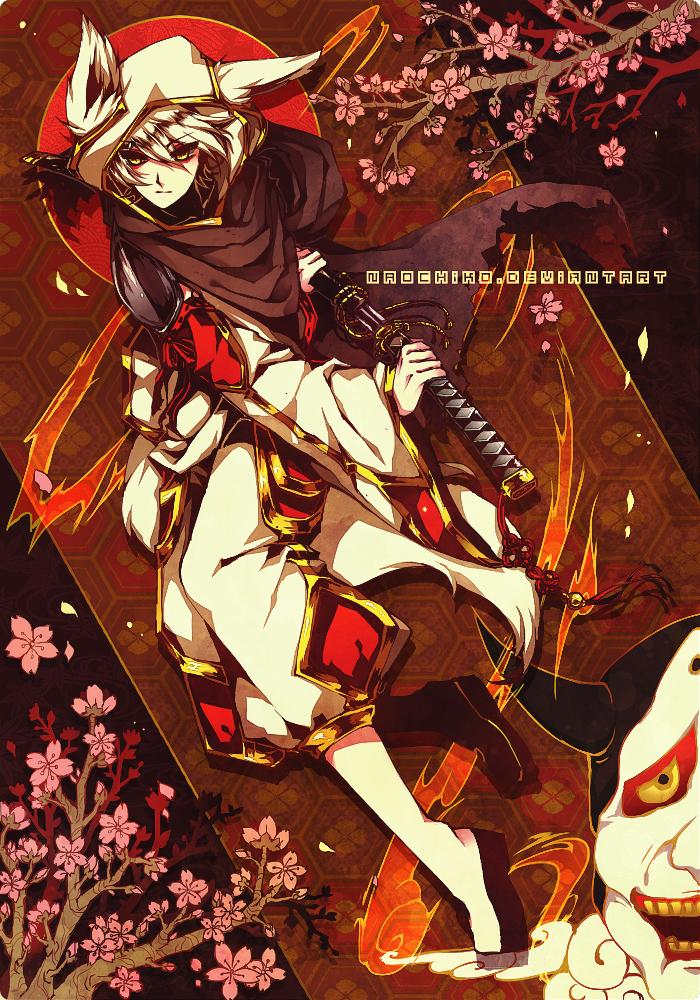 SS: Crimson Flame by naochiko