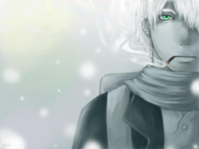 Mushi-Shi: They dwell unseen.. by Seirainia
