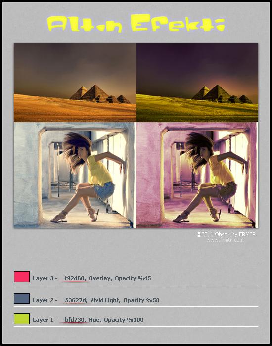 Gold Efect  PS Tutorials by Qebsenuef