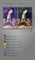 Retro Efect PS Tutorials by Qebsenuef