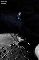 Apollo 11 by BenSow