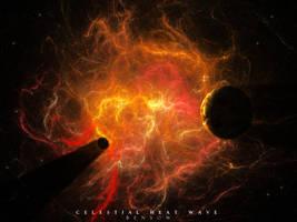 Celestial Heat Wave by BenSow