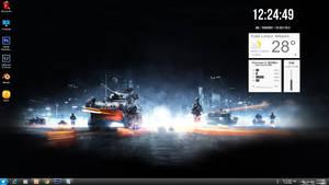 Desktop Screenshot 26th July