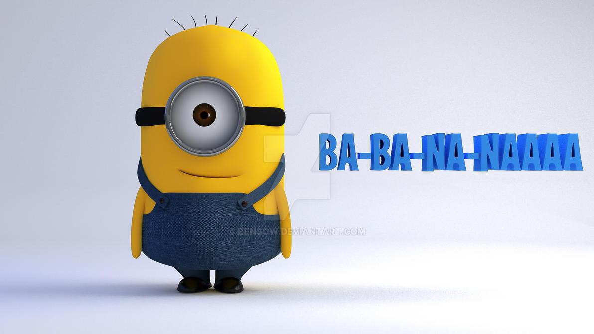 BA-BA-NA-NAAAAA by BenSow