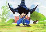 dragonball by kuroi-shinigami