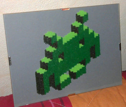 Space Invaders 3D iso