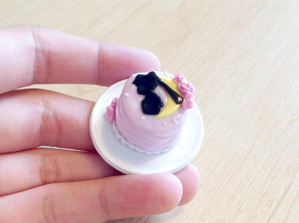 Miniature Sailor Moon Birthday Cake By Alphachoconess95 On Deviantart