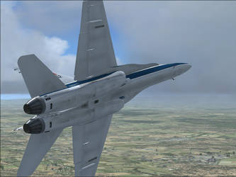 Super Hornet F-18 by Chris-5068