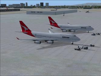 Qantas by Chris-5068