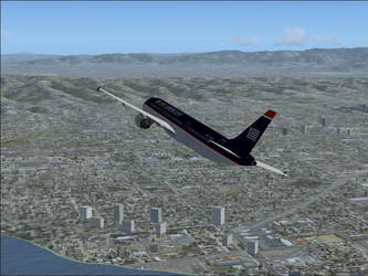 Flew Over Los Angeles by Chris-5068
