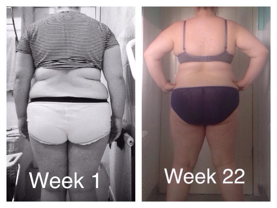 Week 1 Week 22 Weight Loss Progress By Fatty To Fitty On Deviantart