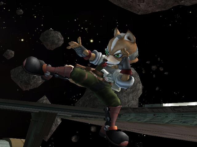 Fox mccloud brawl - photo#14