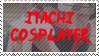 Itachi Cosplay Stamp by cosmovsgoku