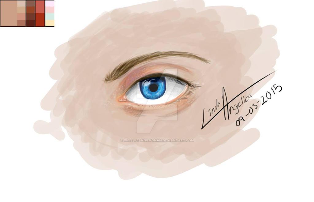Eye by DibujosAngieKonan