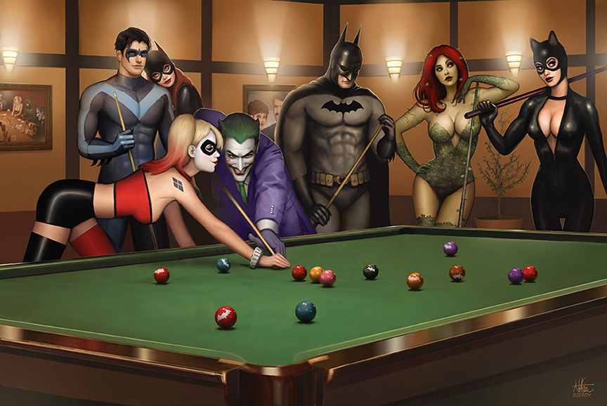 Bat Pool By Nszerdy ...