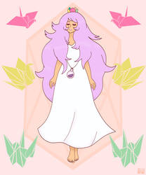 Cardamon's Mom (Bee and Puppycat)