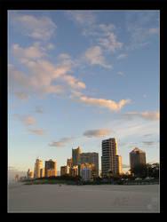 Sunset: The Gold Coast
