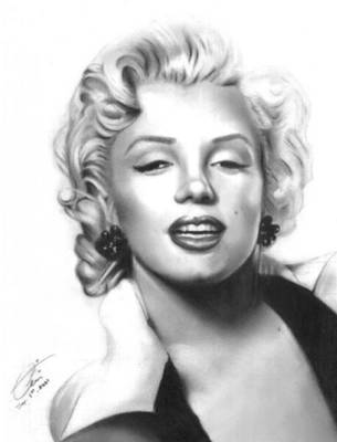 Marilyn Monroe by AEvision