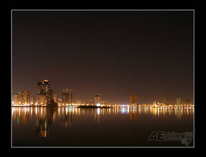 Sharjah at Night II