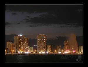 Sharjah at Night III