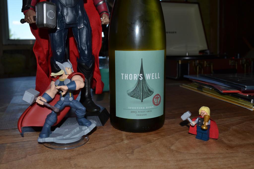 Happy Thorsday! by SparklinBurgndy