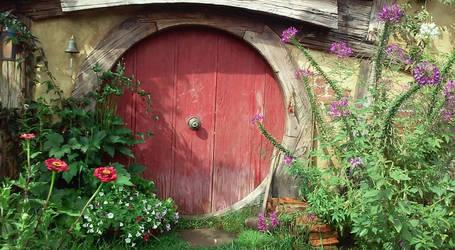 Lovely Garden by SparklinBurgndy