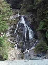 Fantail Falls by SparklinBurgndy