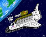 152mm KV Shuttle Surprise