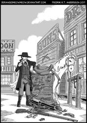 DnD Wild West RPG - Equipment