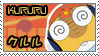 Kururu Stamp by Atlanta-Hammy
