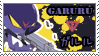 Garuru Stamp by Atlanta-Hammy