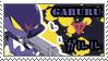 Garuru Stamp by Atlanta-Hammy