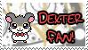 Dexter Fan Stamp by Atlanta-Hammy
