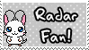 Radar Fan by Atlanta-Hammy