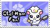 Chef-Ham fan by Atlanta-Hammy
