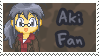Aki Fan by Atlanta-Hammy